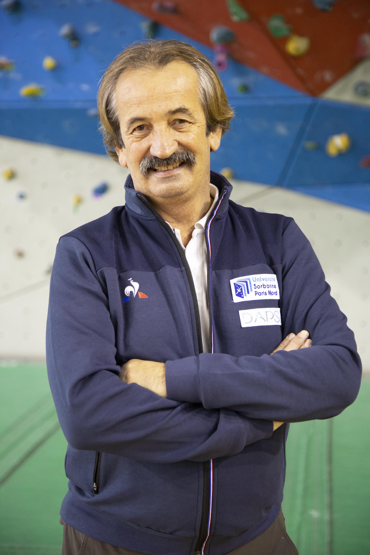Jean-Luc Pussacq - Responsable du pôle